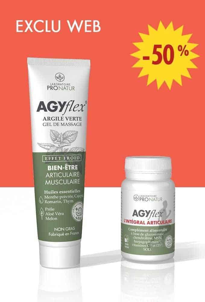 AGYflex® DUO ESSENTIEL 20 à -50%