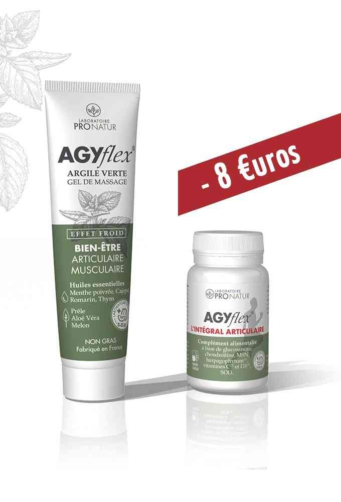 AGYflex® DUO ESSENTIEL 20 PROMO -34%
