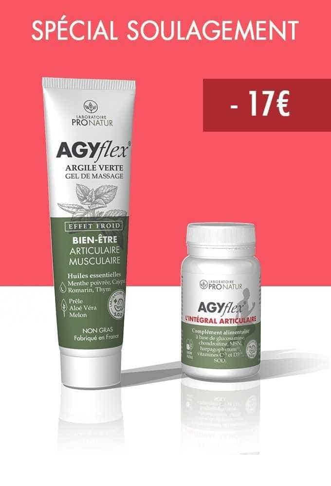 AGYflex® DUO ESSENTIEL 20 en PROMO