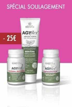 AGYflex® TRIO HARPAGO 20 en PROMO