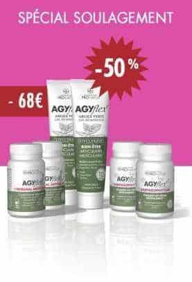 AGYflex® TRIO HARPAGO 40 en PROMO