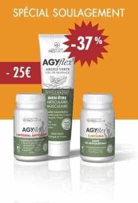 AGYflex® TRIO CURCUMA 20 en PROMO
