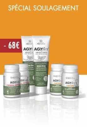 AGYflex® TRIO CURCUMA 40 en PROMO