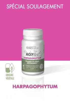 AGYflex® HARPAGOPHYTUM en PROMO