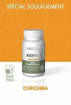 AGYflex® CURCUMA en PROMO