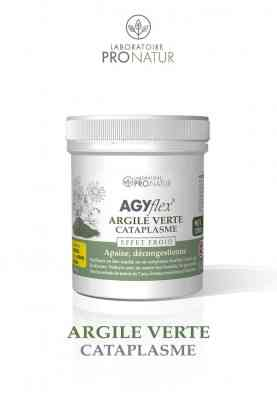 AGYflex® ARGILE VERTE Cataplasme OFFERT