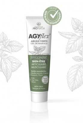 Argile Verte Gel - 3 tubes + 1 gratuit