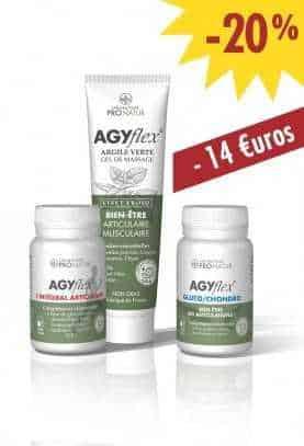 AGYflex® TRIO GLUCO 20