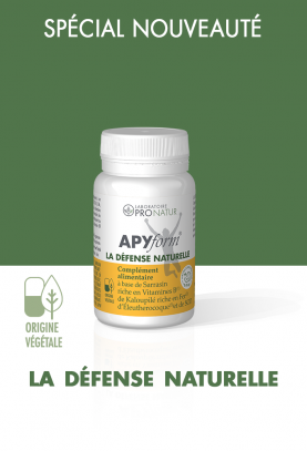 APYform® LA DEFENSE NATURELLE en PROMO