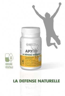 1 APYform® LA DEFENSE NATURELLE OFFERT D'UNE VALEUR DE 22€ !  IMMUNITE ET VITALITE
