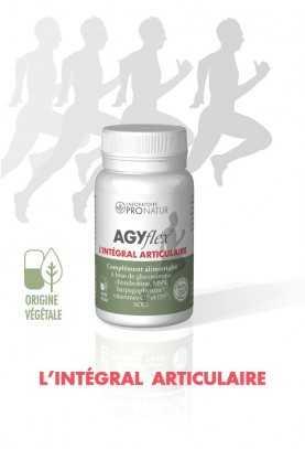 1 AGYflex® L'INTÉGRAL ARTICULAIRE OFFERT D'UNE VALEUR DE 26€ !