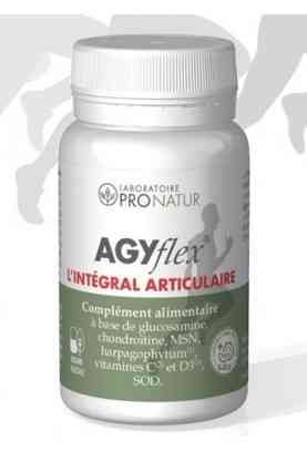 AGYflex® L'INTÉGRAL ARTICULAIRE