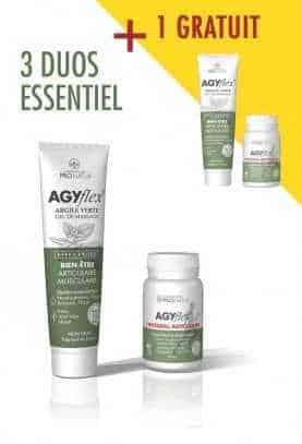 AGYflex® DUO ESSENTIEL 80