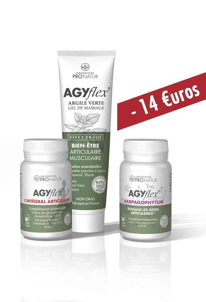 AGYflex® TRIO HARPAGO 20