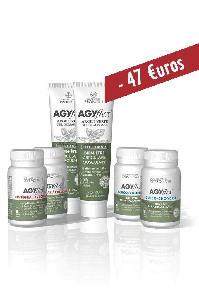 AGYflex® TRIO GLUCO 40