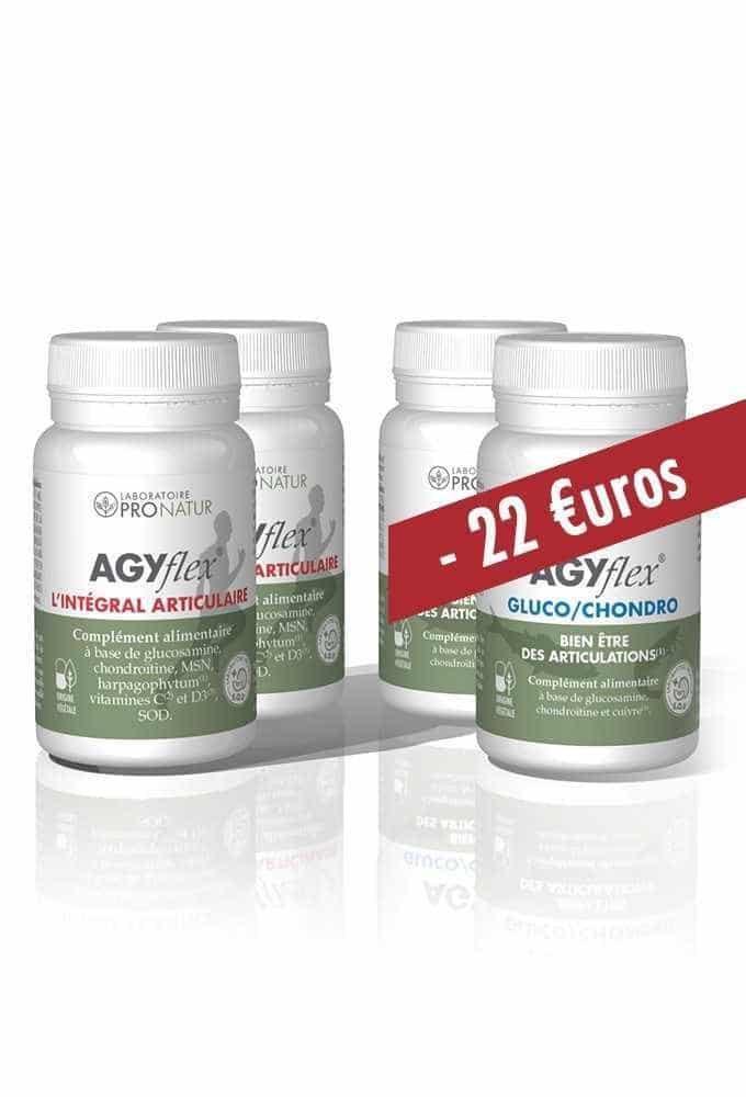 AGYflex® DUO GLUCO 40
