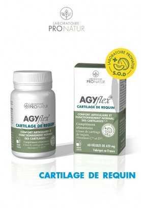 AGYflex® CARTILAGE DE REQUIN