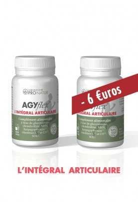 Lot de 2 AGYflex® L'INTÉGRAL ARTICULAIRE - Soulagement et Régénération