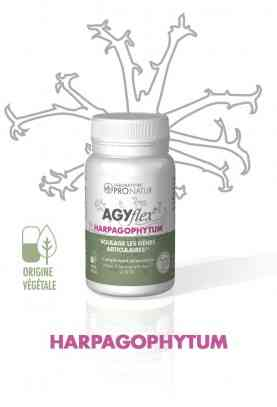 AGYflex® HARPAGOPHYTUM - SOULAGER LES ARTICULATIONS