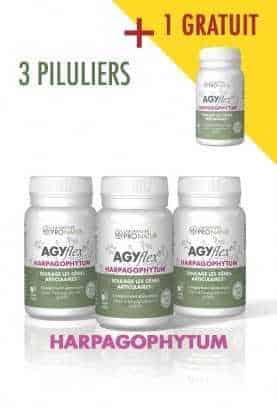3 + 1 GRATUIT AGYflex® HARPAGOPHYTUM