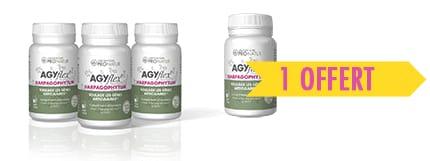 3+1 GRATUIT AGYflex® HARPAGOPHYTUM