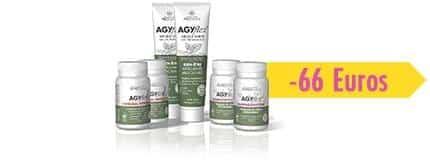 AGYflex® TRIO HARPAGO 40 PROMO