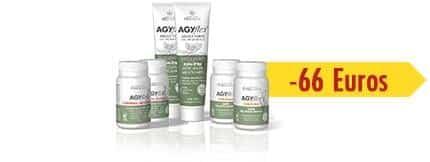 AGYflex® TRIO CURCUMA 40 PROMO