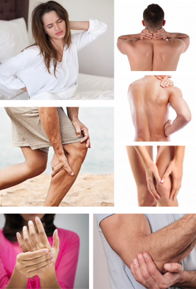 ARTICULAIRE MUSCULAIRE DOULEUR GENE