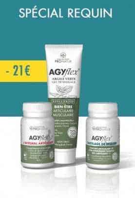 AGYflex® TRIO REQUIN 20