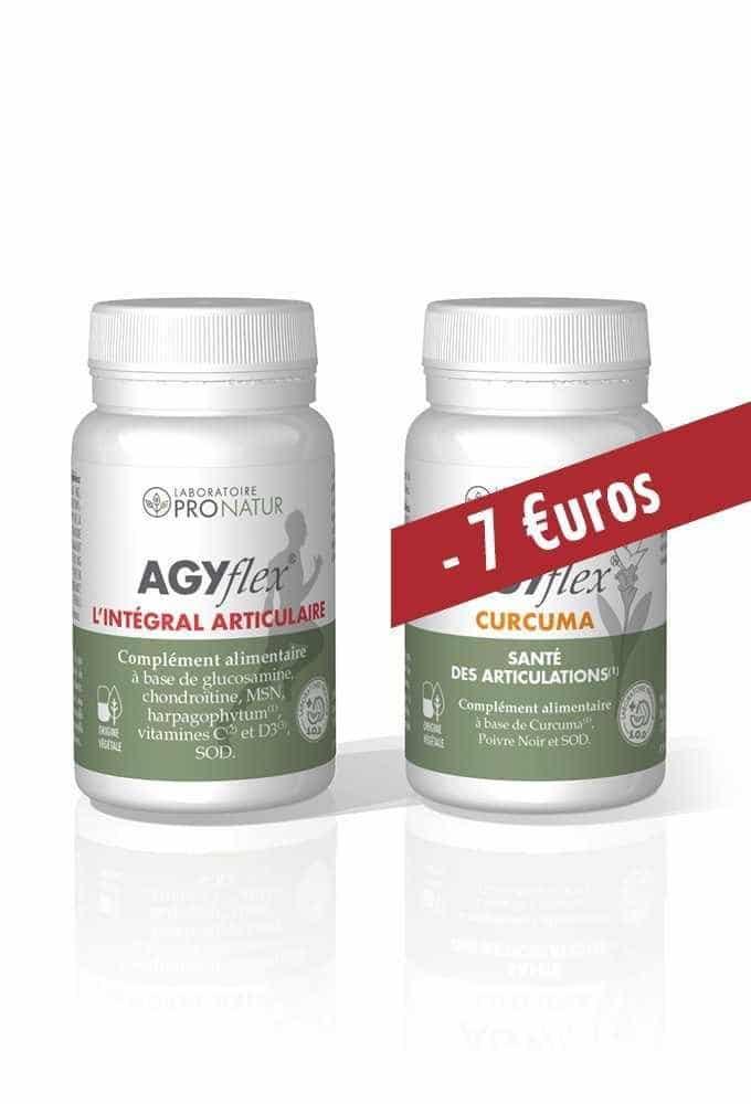 AGYflex® DUO CURCUMA 20