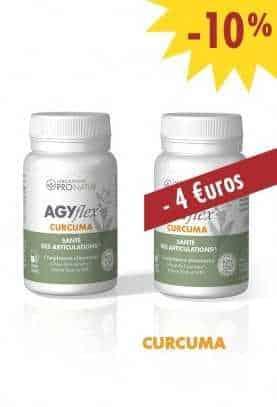Lot de 2 AGYflex® CURCUMA