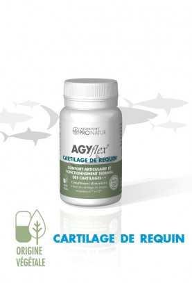 AGYflex® CARTILAGE DE REQUIN du Laboratoire PRONATUR à Saint Rémy de Provence