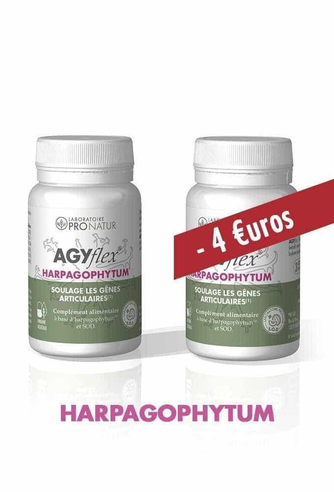 Lot de 2 AGYflex® HARPAGOPHYTUM